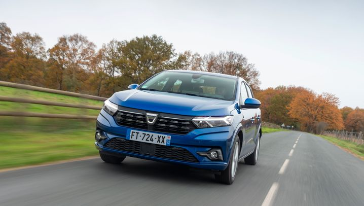 Dacia Sandero – recht und billig