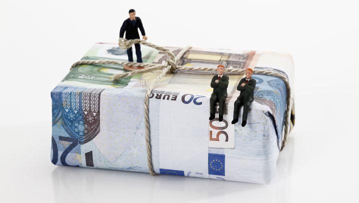 Trainee-Gehälter im Überblick: Je größer, desto mehr