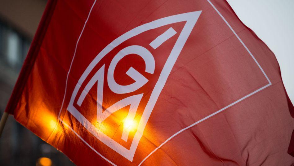 IG-Metall-Fahne (Archiv)