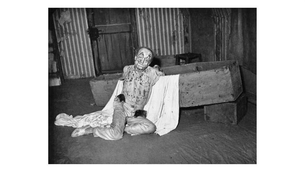 Horrortheater: Blutbad in Paris