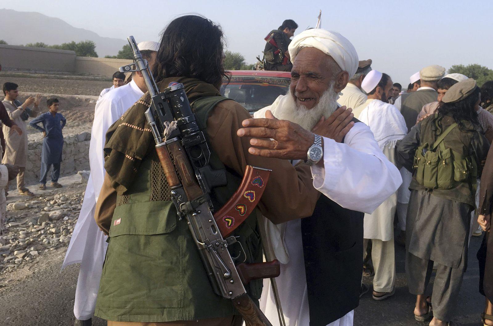 Afghanistan/ Taliban/ Kämpfer
