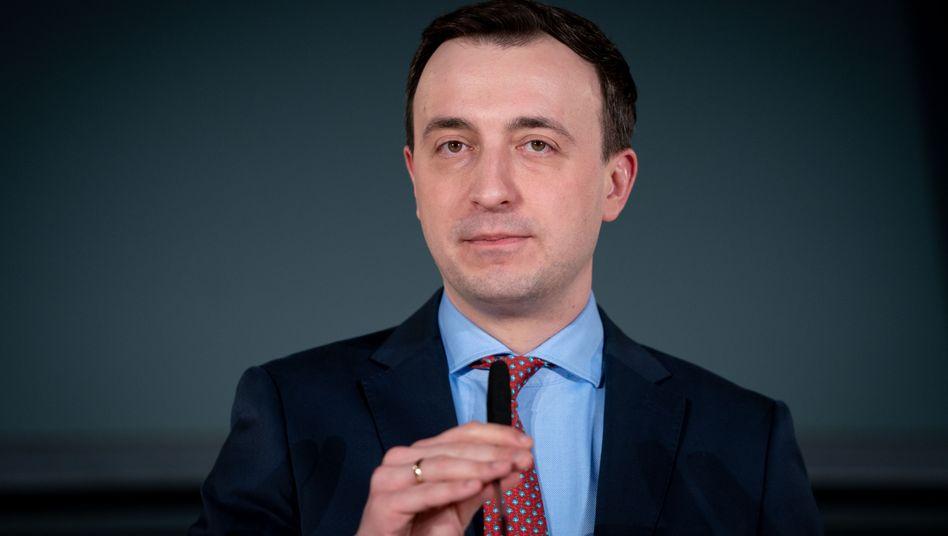 CDU-Generalsekretär Paul Ziemiak: »Jede Form der Hetze gegen Israel schockiert mich«