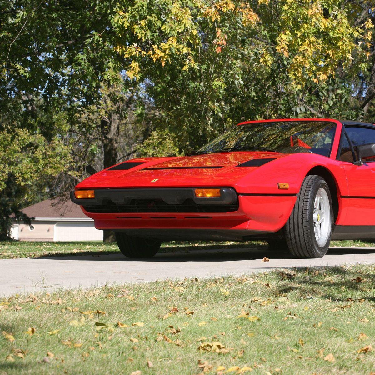 Ferrari Von Magnum Wird Versteigert Der Spiegel