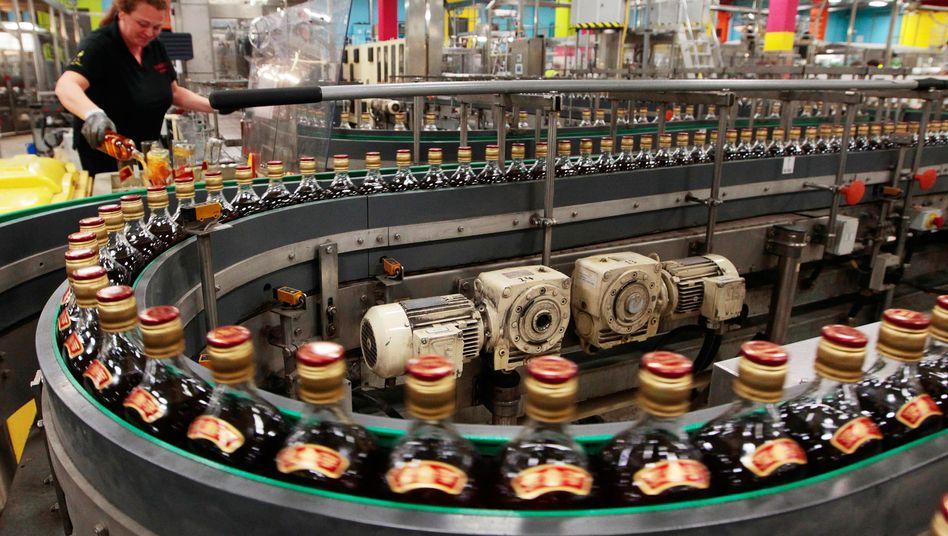 Produktion bei Johnnie Walker: Dringend neue Märkte erschließen