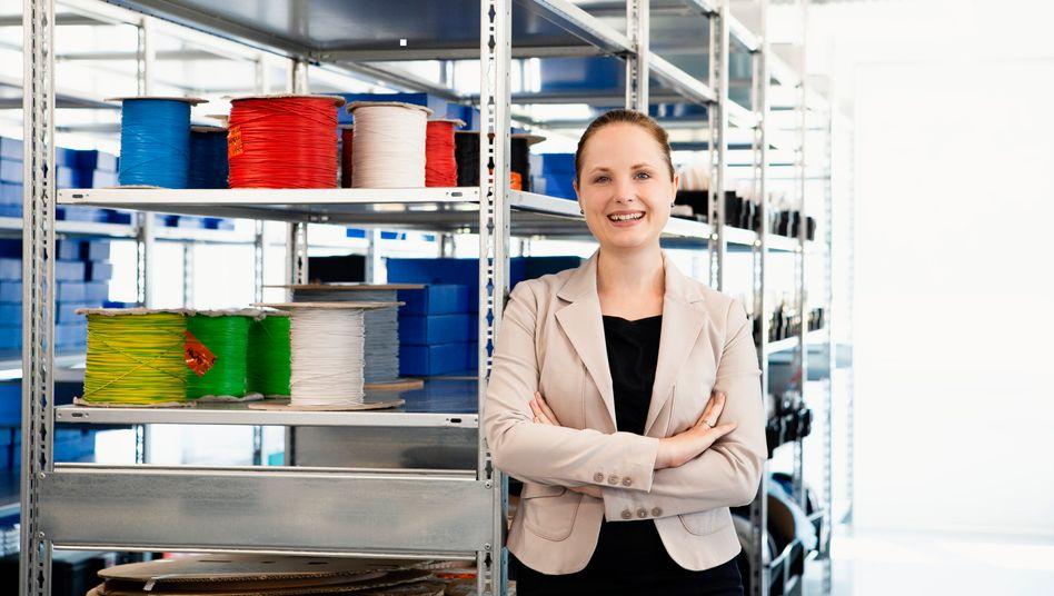 Unternehmerin Budelmann: »Alles ertrinkt in Bürokratie und Klein-Klein«