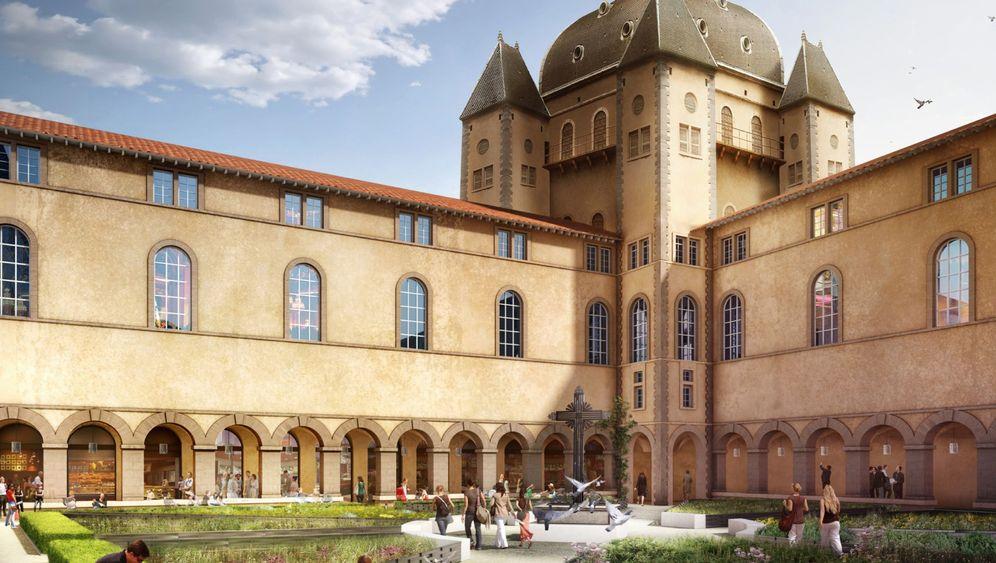 Hôtel Dieu in Lyon: Spital mit fünf Sternen