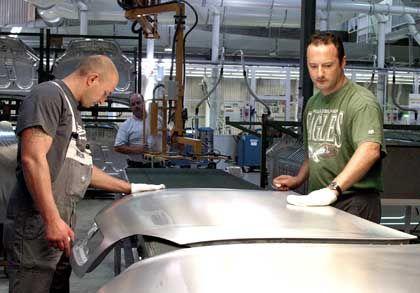 Opel-Produktion in Kaiserslautern: Hightech verkauft sich nicht zwangsläufig von selbst