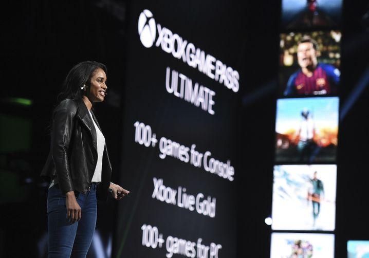 Vorstellung von Microsofts Xbox Game Pass Ultimate