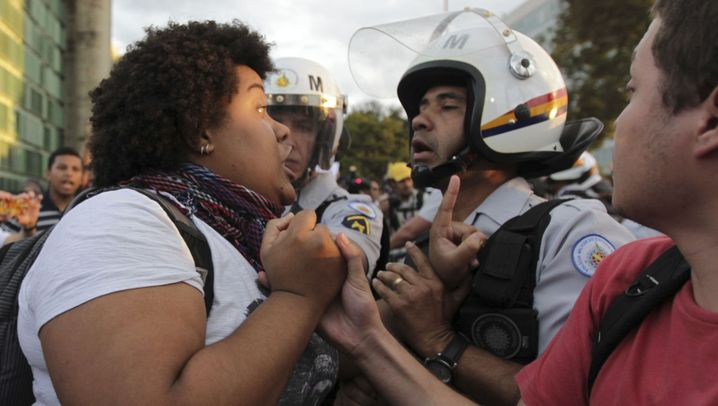 Brasilien: Sozialprotest statt Samba