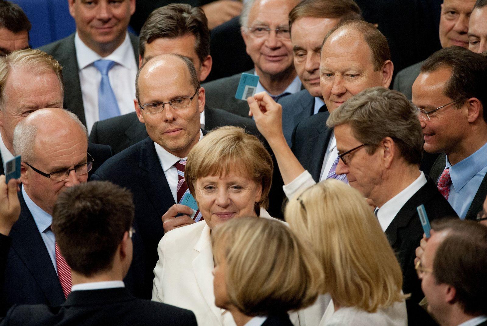 Merkel Fiskalpakt