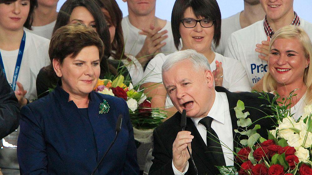 Parlamentswahl in Polen: Kaczynskis Triumph