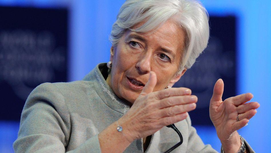 "Französische Finanzministerin Lagarde: ""Bretton Woods II wäre mir recht"""