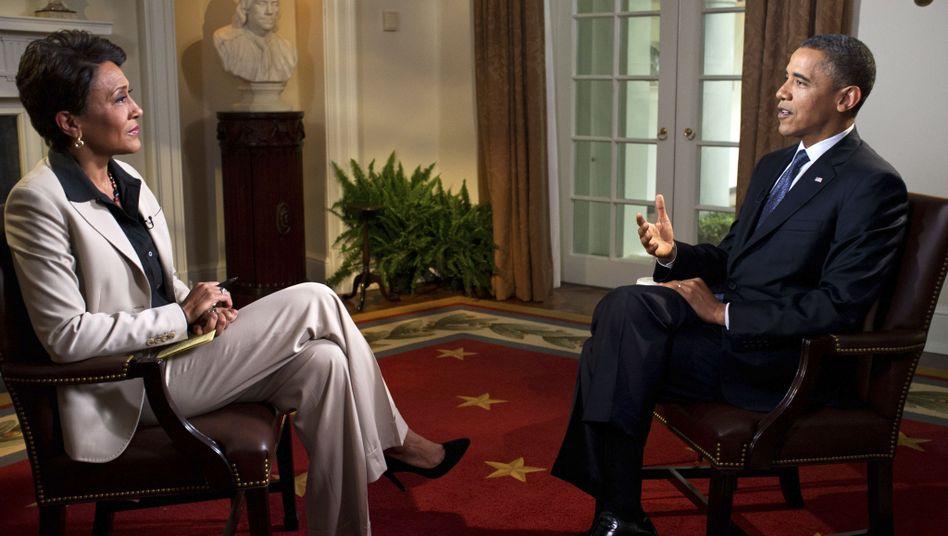 Bekenntnis zur Homo-Ehe: Obamas riskantes Coming-out