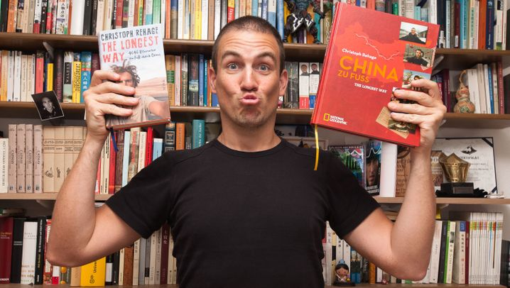 Christoph Rehage: Der Mann, der durch China wanderte