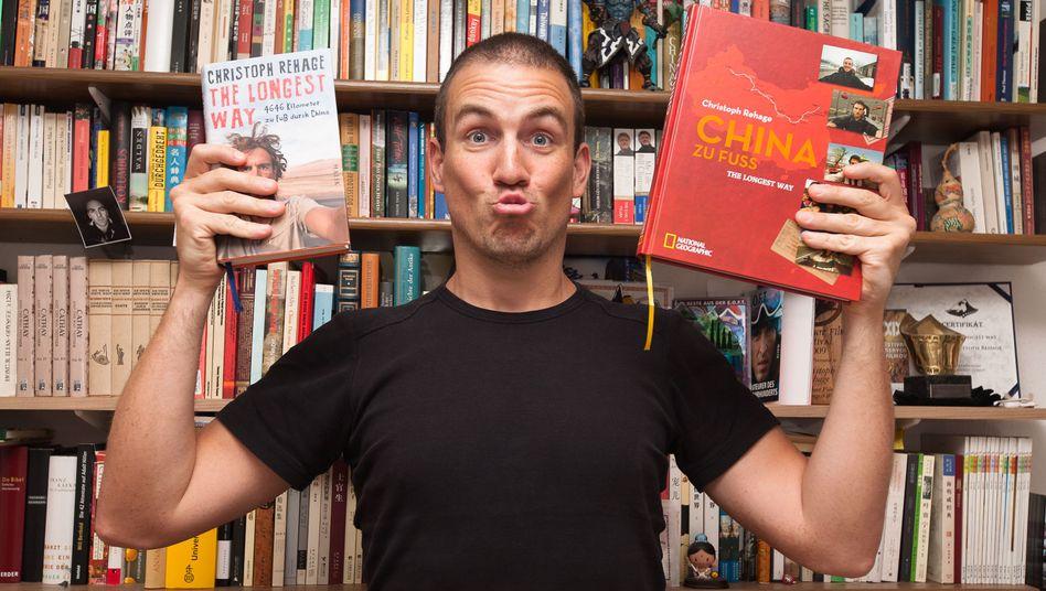 Christoph Rehage: Der Autor hatte zeitweise ein sehr großes Publikum in China