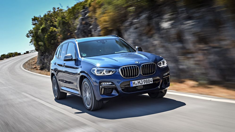 Autogramm BMW X3: Dieses X-Modell hat jetzt einen M-Motor