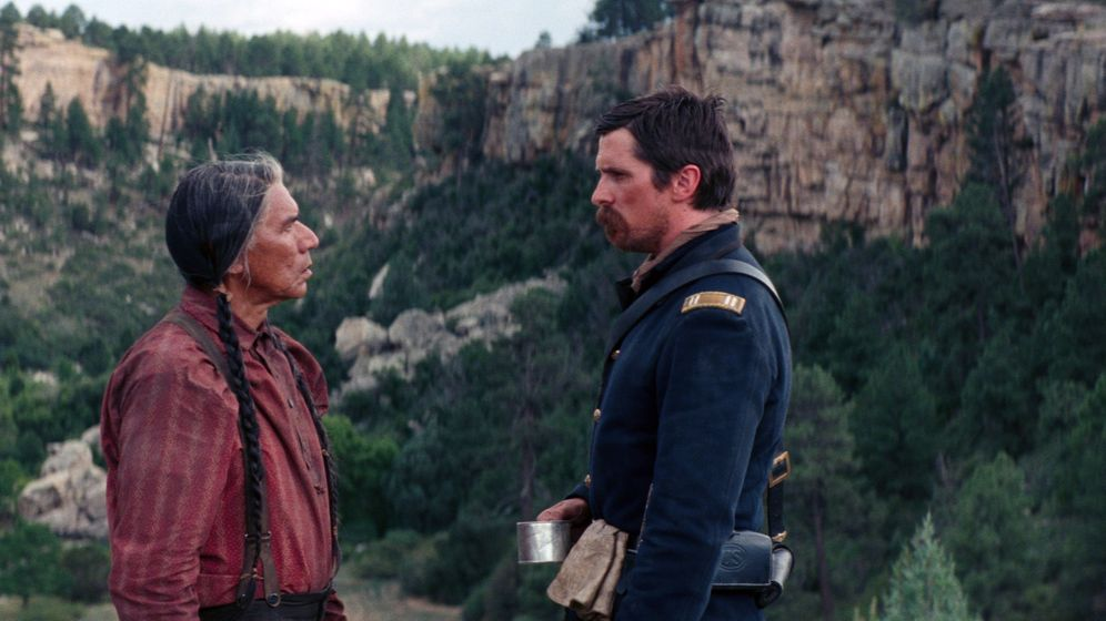 """""""Feinde - Hostiles"""" mit Christian Bale: Ritt in eine andere Zukunft"""