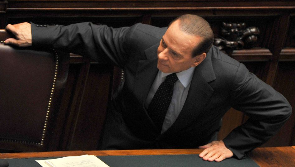 """Italiens Premier Berlusconi: """"Von politischen Erwägungen beeinflusst"""""""