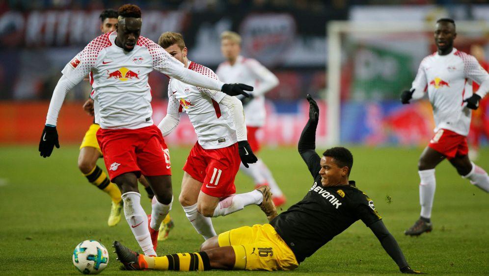 Leipzig vs. Dortmund: Ein Wurf mit Folgen