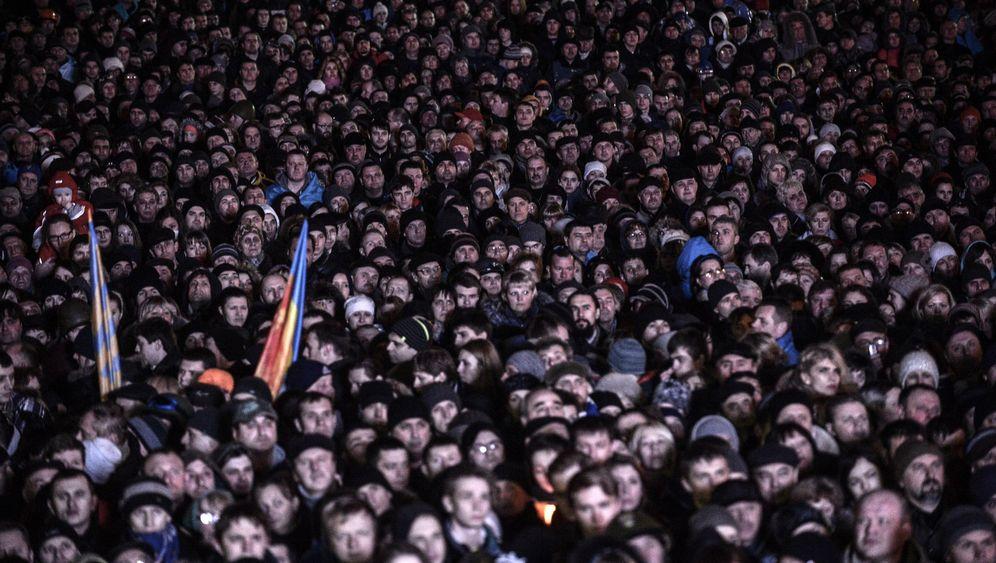 Ukraine: Timoschenko auf dem Maidan