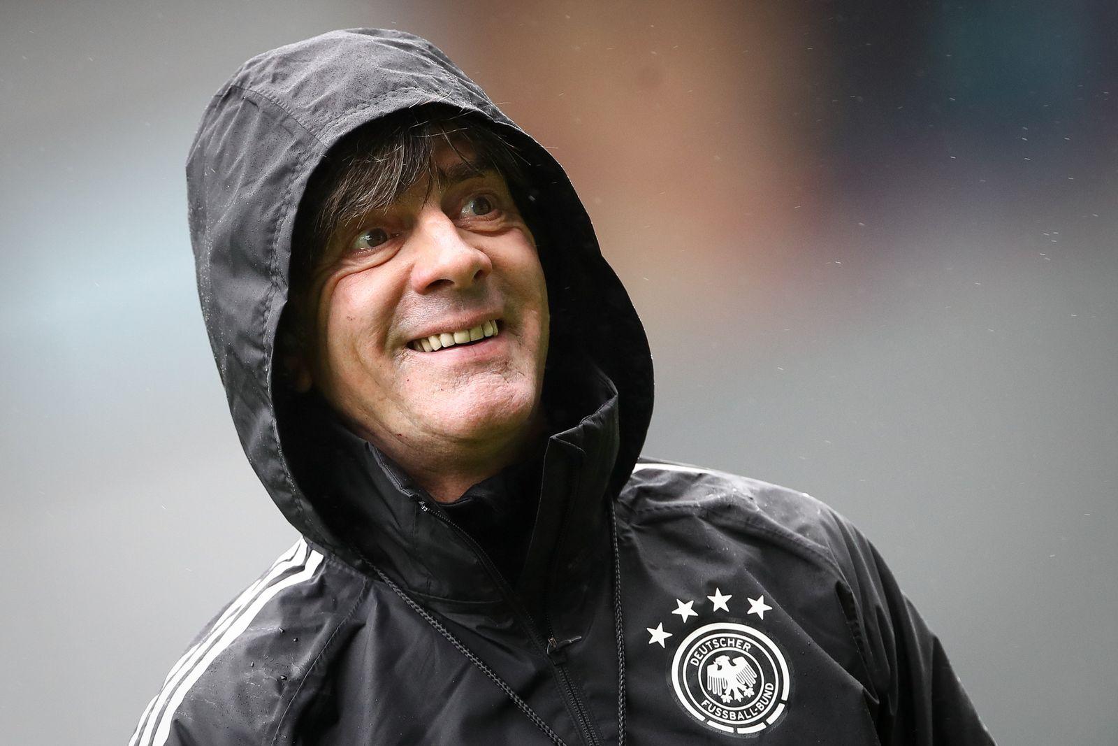 Abschlusstraining Nationalmannschaft Deutschland