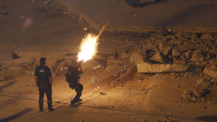 Türkei: Polizei räumt Taksim-Platz
