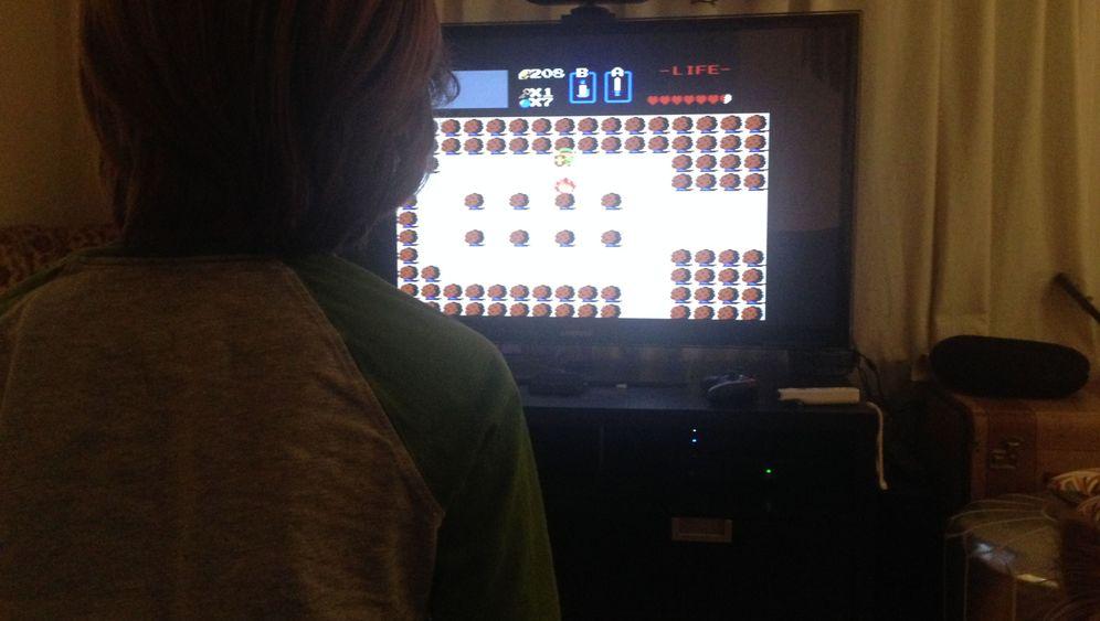 Retro-Experiment: 25 Jahre Videospielgeschichte
