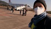 Wie es eine deutsche Studentin aus Wuhan zurück nach Kiel schaffte