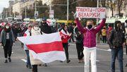 280 Festnahmen bei Protesten gegen Lukaschenko