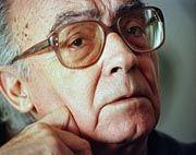 """Nobelpreisträger Saramago: """"Der Geist von Auschwitz"""""""