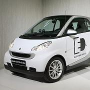 Elektro-Smart: Ab 2012 soll der City-Flitzer in nennenswerten Stückzahlen gebaut und verkauft werden