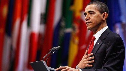 "US President Barack Obama: ""I take responsibility."""