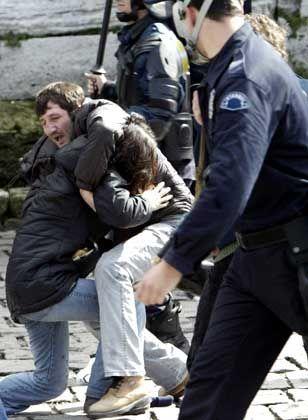 """Gewaltexzess bei Demo in Istanbul:""""Untersuchung angeordet"""""""