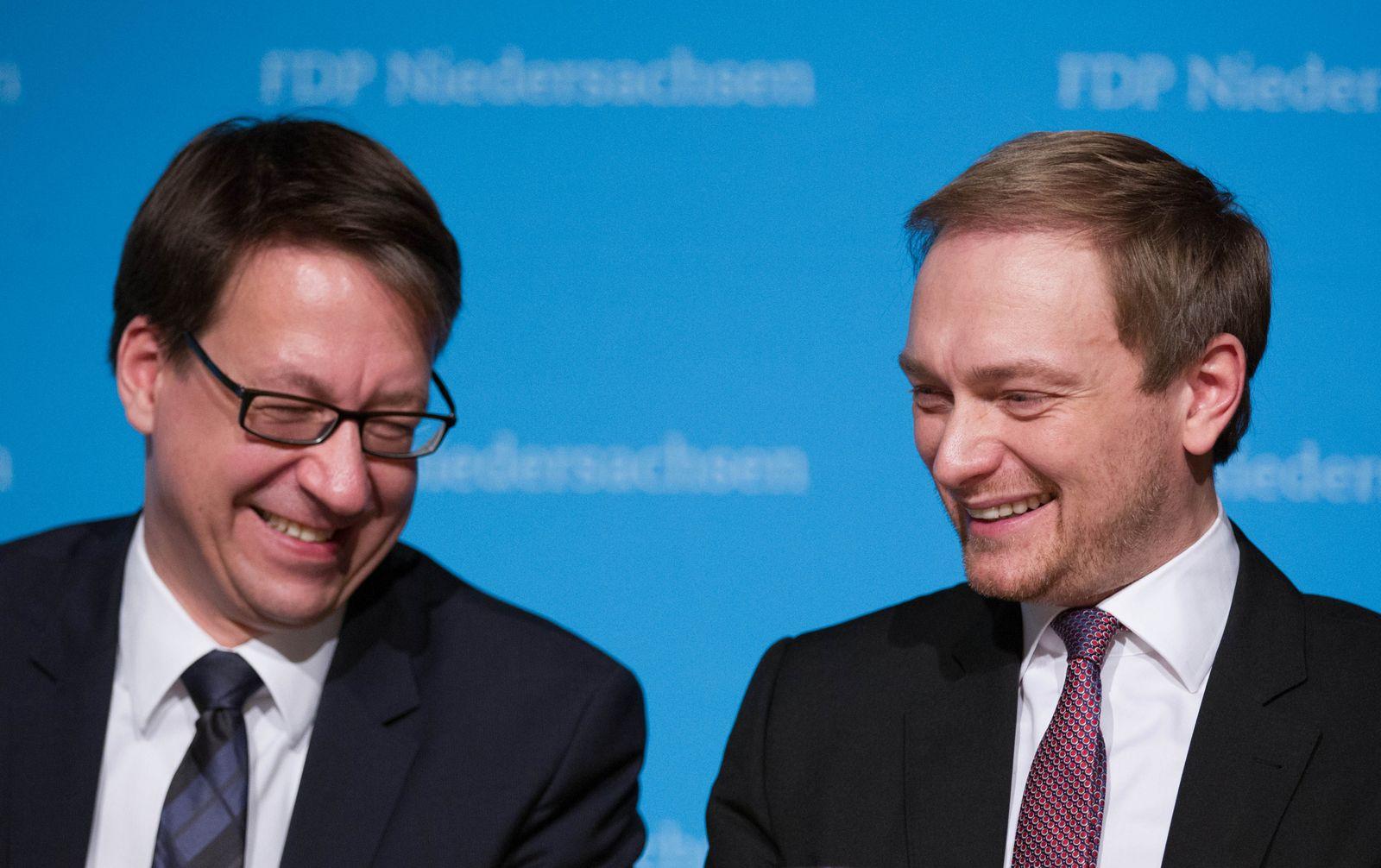 Parteitag FDP Niedersachsen