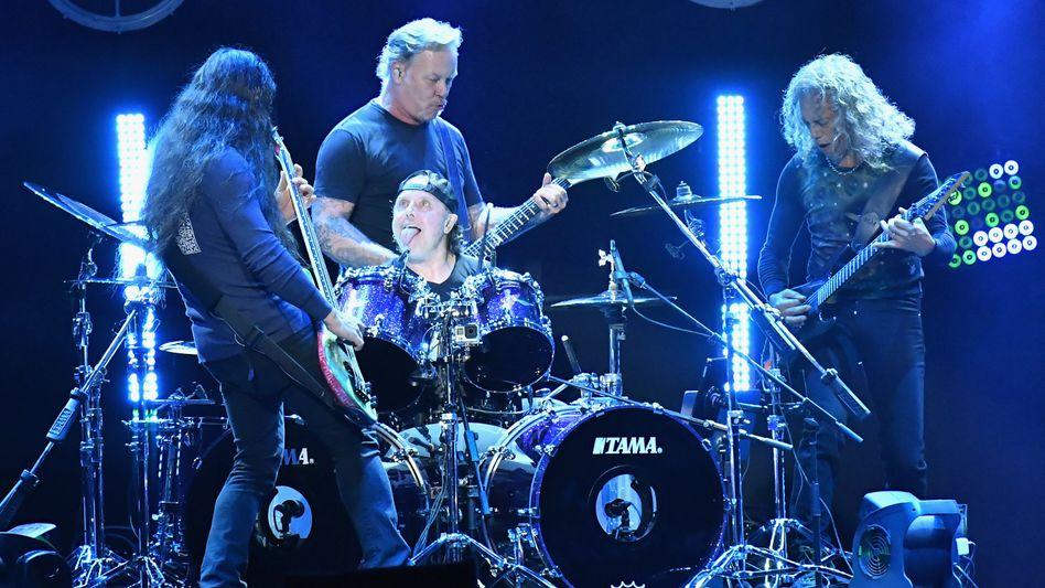 Ein Metallica-Auftritt im Januar: Fans in Australien und Neuseeland müssen länger als gedacht auf Konzerte der Band warten