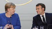"""Merkel und Macron planen """"Wiederaufbaufonds"""" in Höhe von 500 Milliarden Euro"""