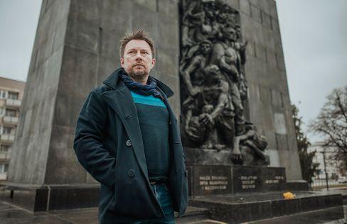 Kamil Majchrzak: »Kein Taubenzüchterverein«