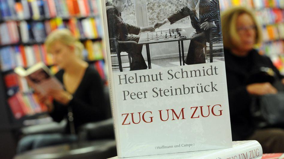 """""""Zug um Zug""""? Auf ihrem Buchcover setzen die Sozis zeitgleich ihre Figuren"""