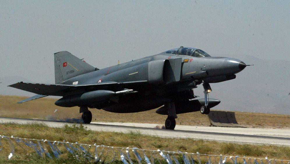 Türkischer Jet: Abschuss durch Syrien