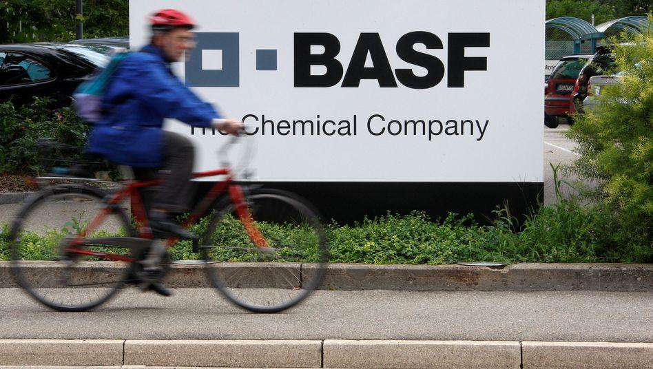 BASF-Standort in Basel
