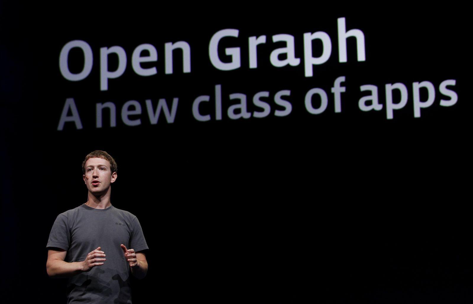 Facebook / Zuckerberg