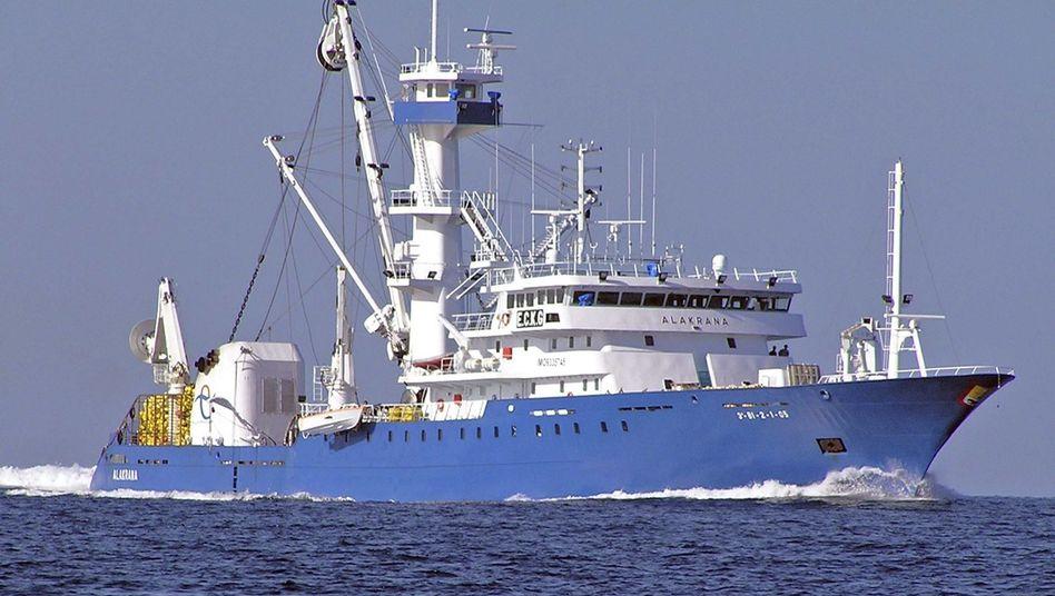European tuna trawlers have been implicated, too.