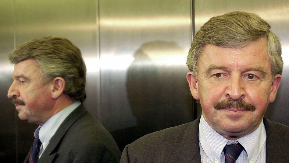 Früherer FDP-Spitzenpolitiker Möllemann: Spendenaffäre um die Jahrtausendwende