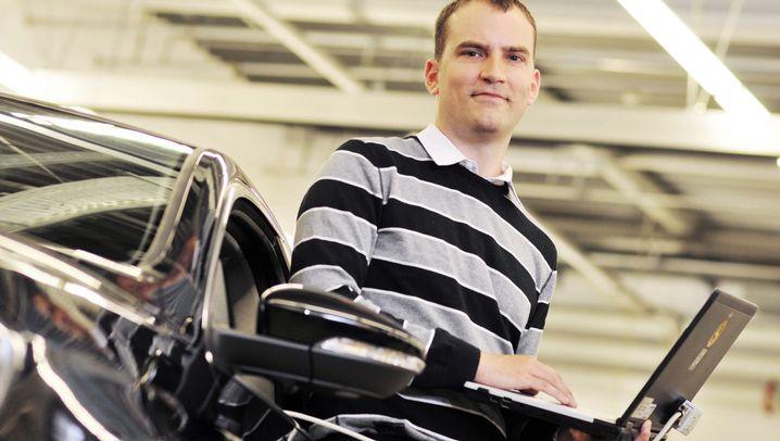 Auto-Informatiker: Bitte keinen Neustart bei 160 km/h