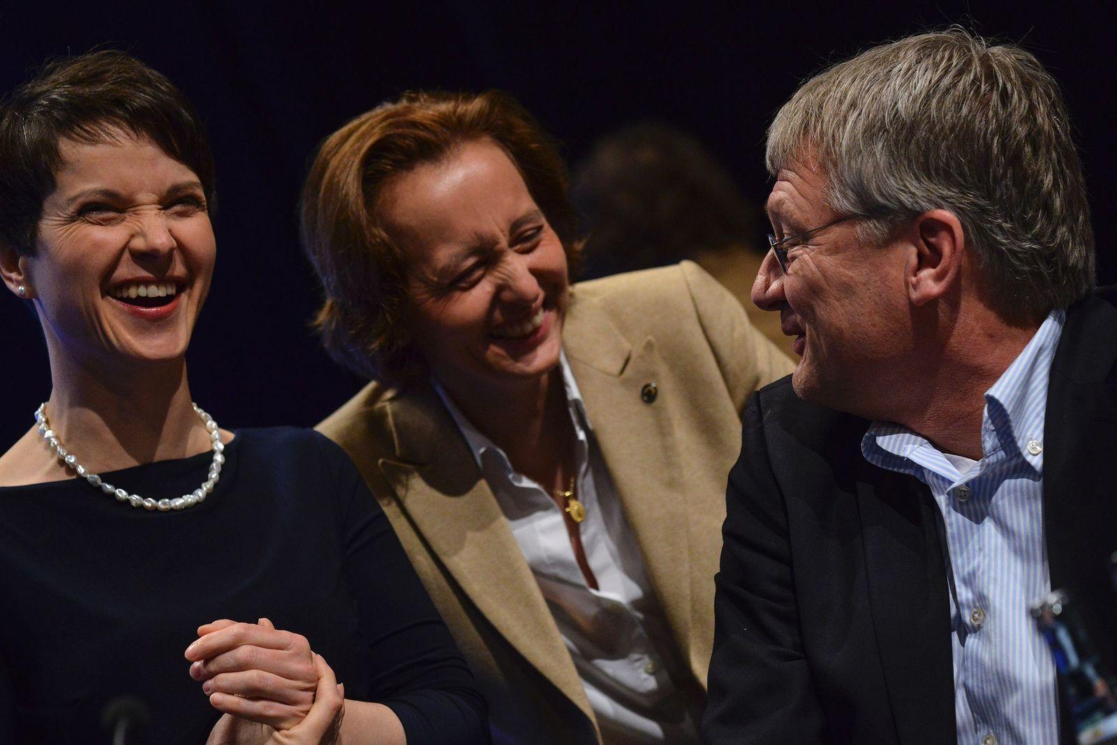 Frauke Petry / Beatrix von Storch / AfD