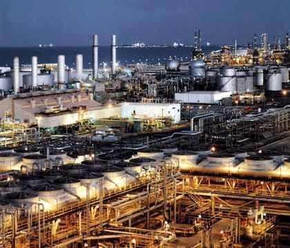 Saudi Arabian oil refinery: A chess piece in the new cold war