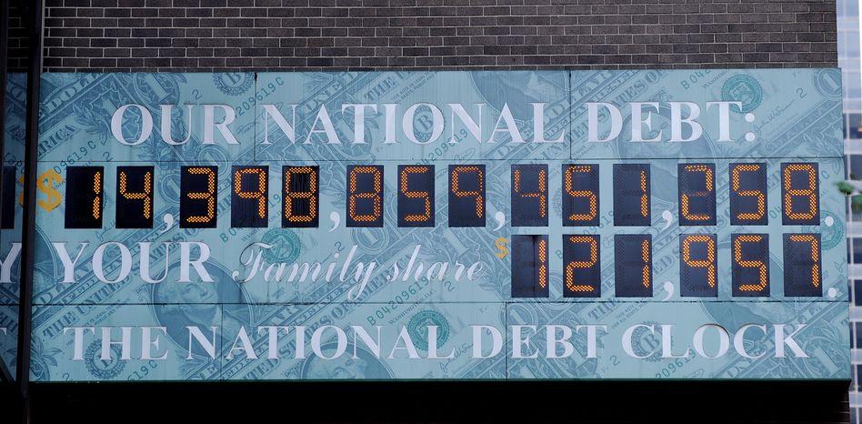 "Schuldenuhr der USA: Ende der ""Shop till you drop""-Ideologie"