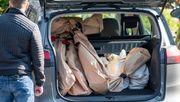 Ermittler finden bei Verdächtiger drei abgesägte Schrotflinten
