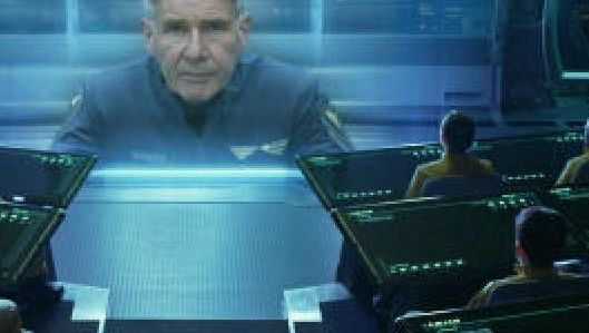 Harrison Ford in »Ender's Game«