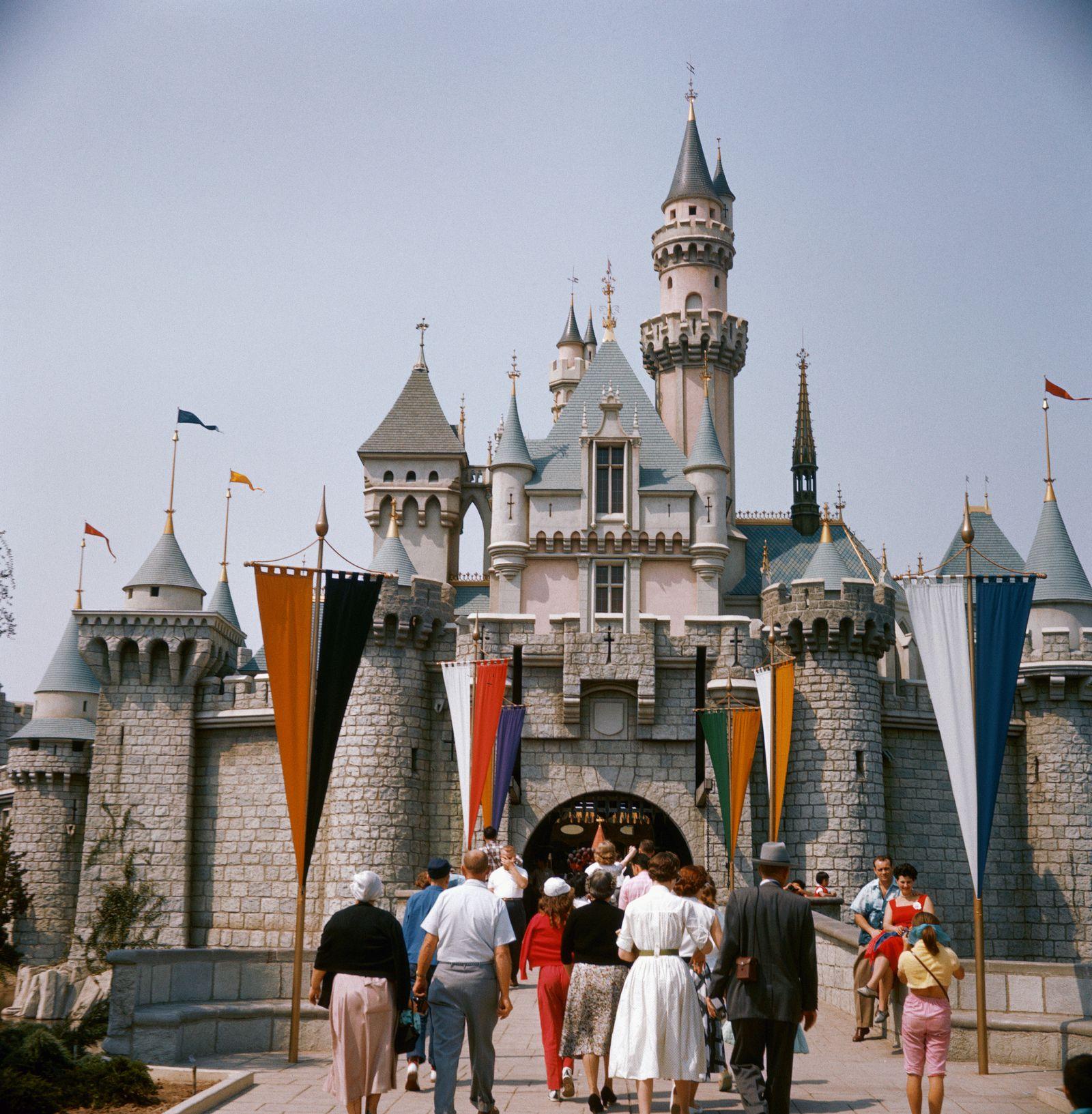 NICHT MEHR VERWENDEN! - Disneyland Anaheim